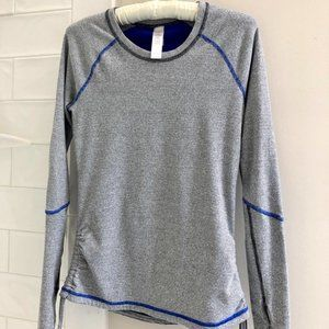 3/$25 Striped Athletic Long Sleeve